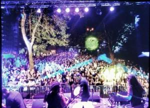 Στιγμιότυπο από το Zero Festival