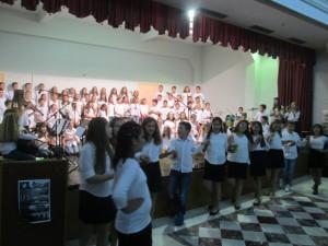 Στιγμιότυπο από την περσινή εκδήλωση
